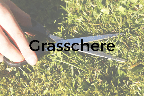 Grasschere