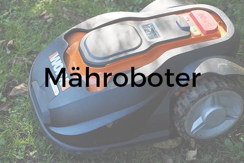 Mähroboter Test 2016