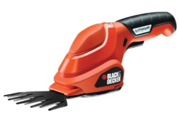 Black + Decker 3,6 V Li-Ion Akku Grasschere, GSL200 -