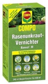 Compo 16417 Rasenunkraut-Vernichter - 1